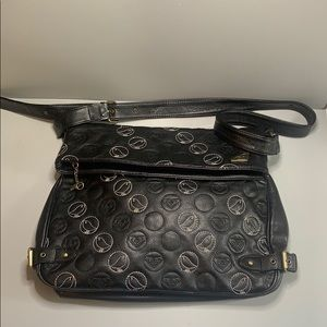 Roxy shoulder bag, Limited Edition black new